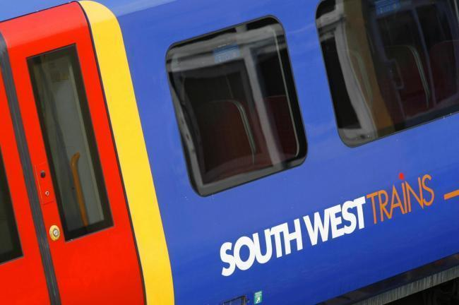 Disruption to South Western Railway until end of the day