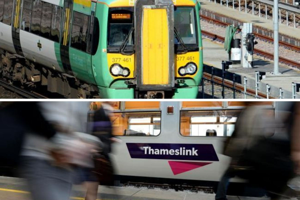 Delays for Southern and Thameslink