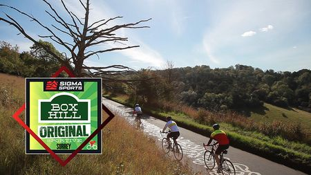 Sigma Sports Box Hill Original Sportive, 99, 72, 33 Miles, Sat 5th Oct