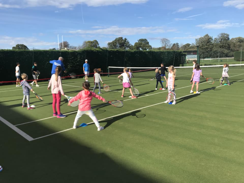 Free Junior & Family Tennis Day