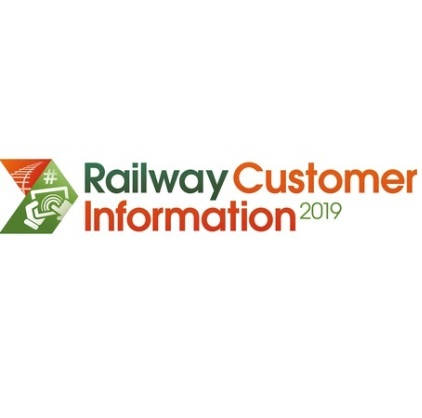 Railway Customer Information 2019 Conference, London, UK