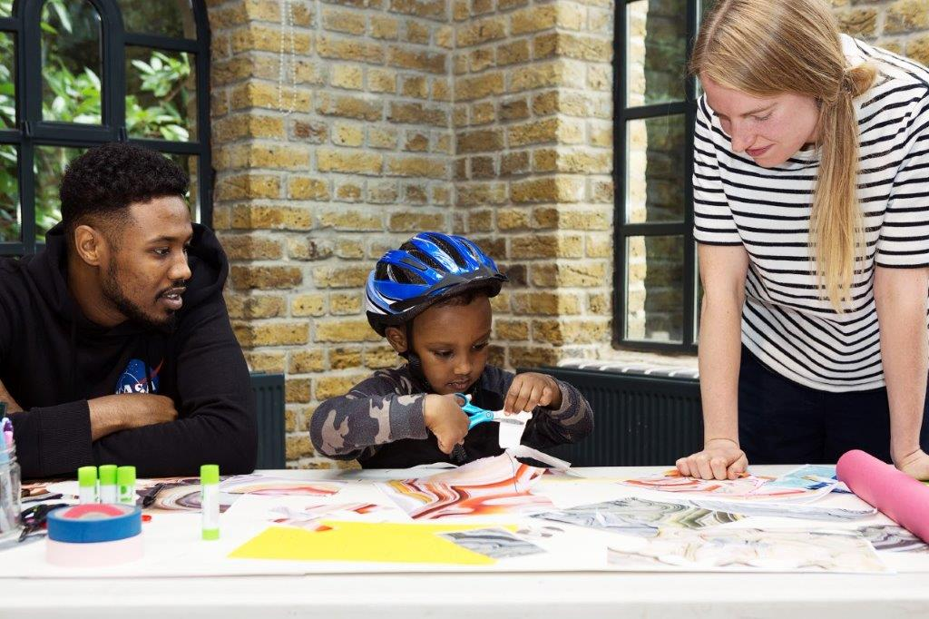 Pump House Gallery free family workshop: 'Final Event: Public routes'