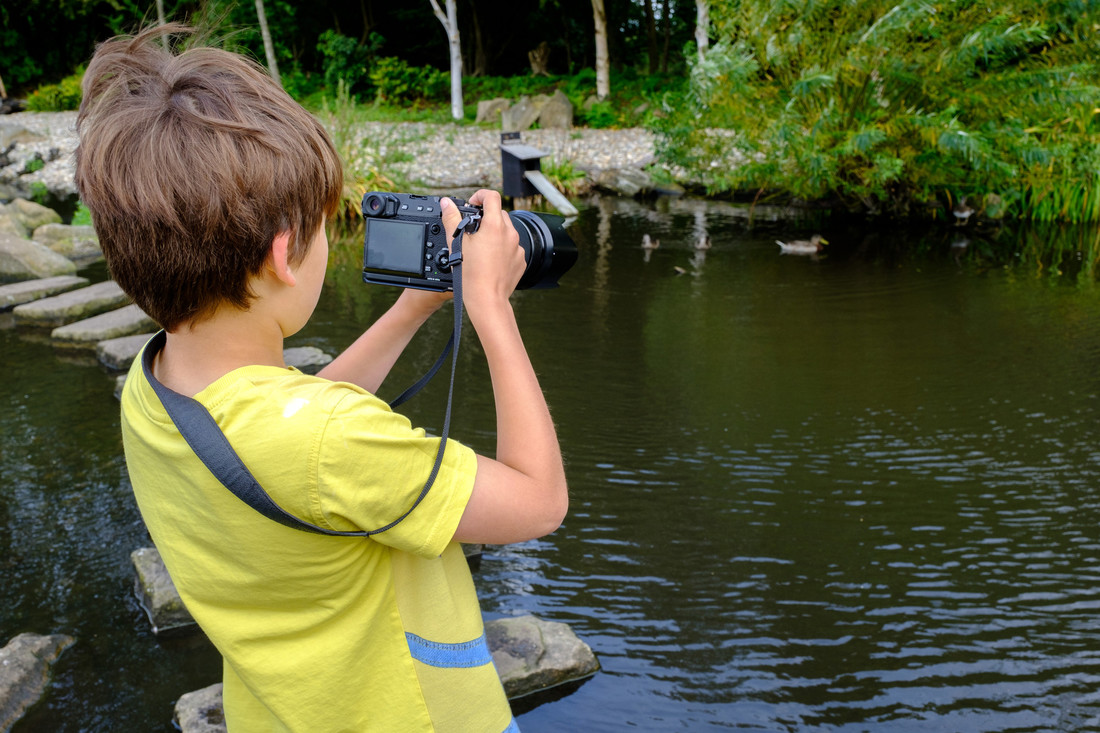 Family Wildlife Photography Course