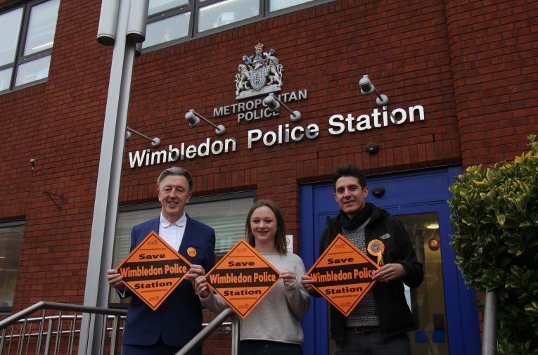Fresh hope for Wimbledon Police Station as police chief announces review