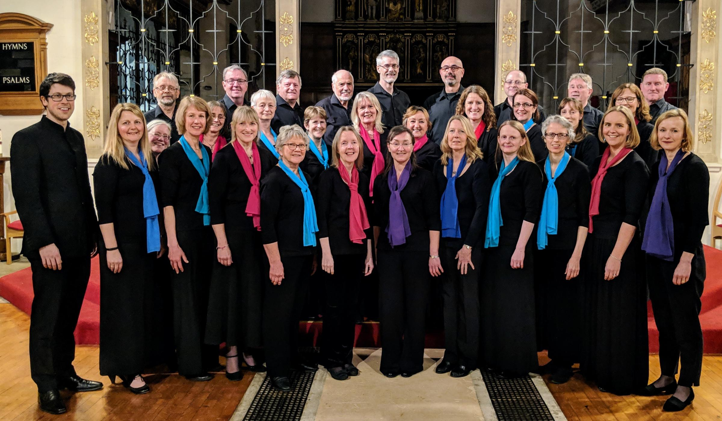 Gems of the English Baroque - Epsom Chamber Choir