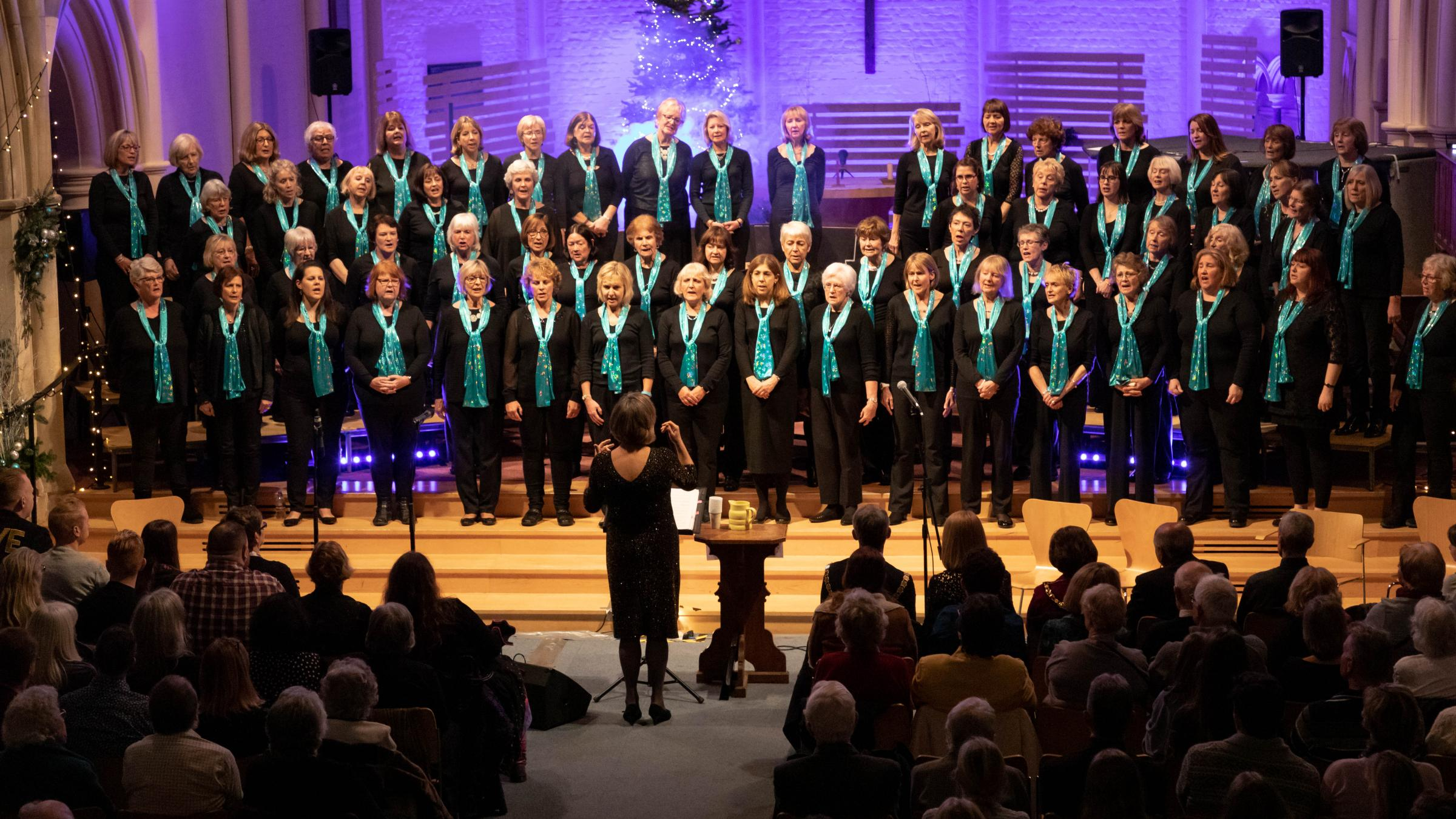 "Elmbridge Ladies Choir presents: ""Now We Are 10!"" - a celebratory charity concert"