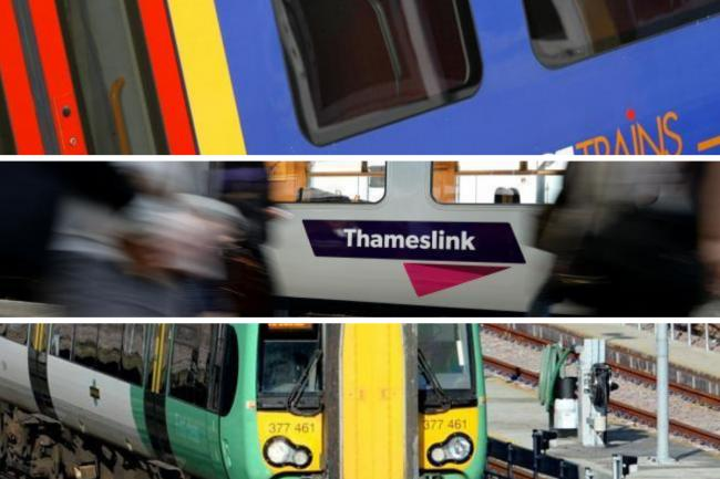 Rail companies fail to earn public's trust